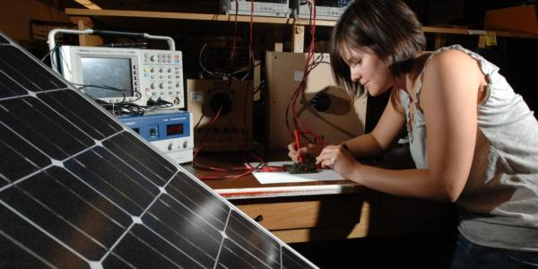 Electrical Engineering Solar Panels