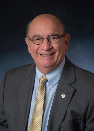 Chancellor Phil di Stefano
