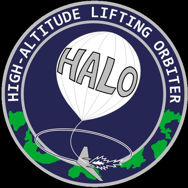 HALO Team logo