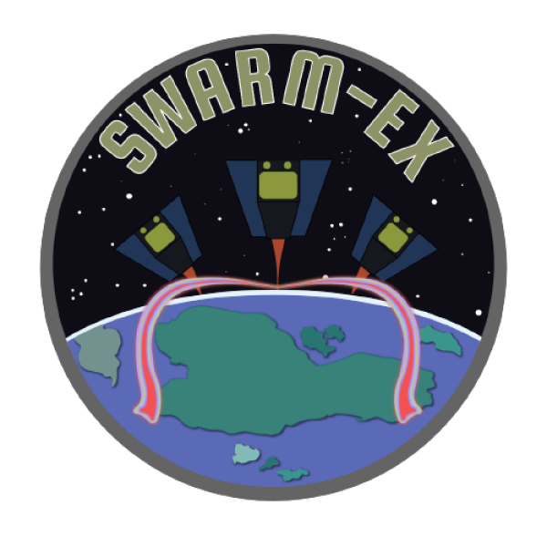 SWARM-EX Logo