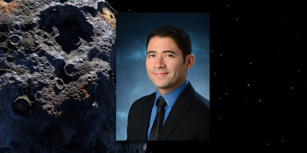 Luis Zea and the 16 Psyche asteroid