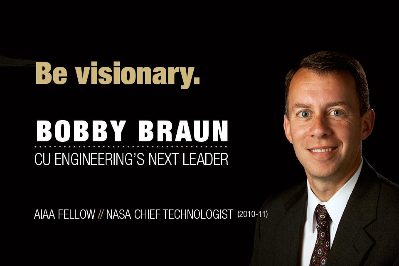 Bobby Braun new dean