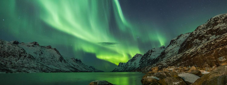 An aurora.