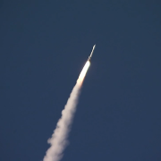 OSIRIS-REx rocket launching