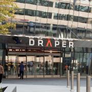 Draper Labs building.
