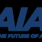 AIAA logo.
