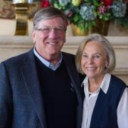 Michael Byram and Ann Smead