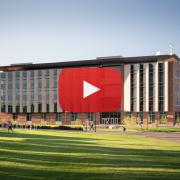 Virtual Graduation Ceremony video.