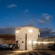 Mars Desert Research Station Habitat Module