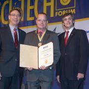 HP Schaub at the SciTech forum