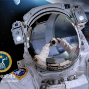 NASA SUITS logo.
