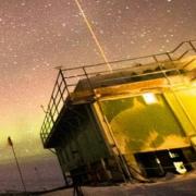 LIDAR Station in Antarctica