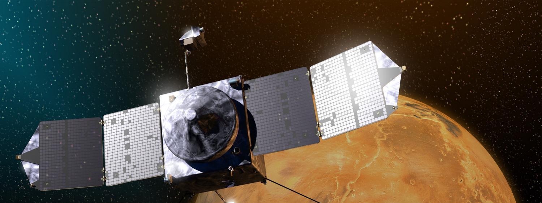 MAVEN sets its sights beyond Mars