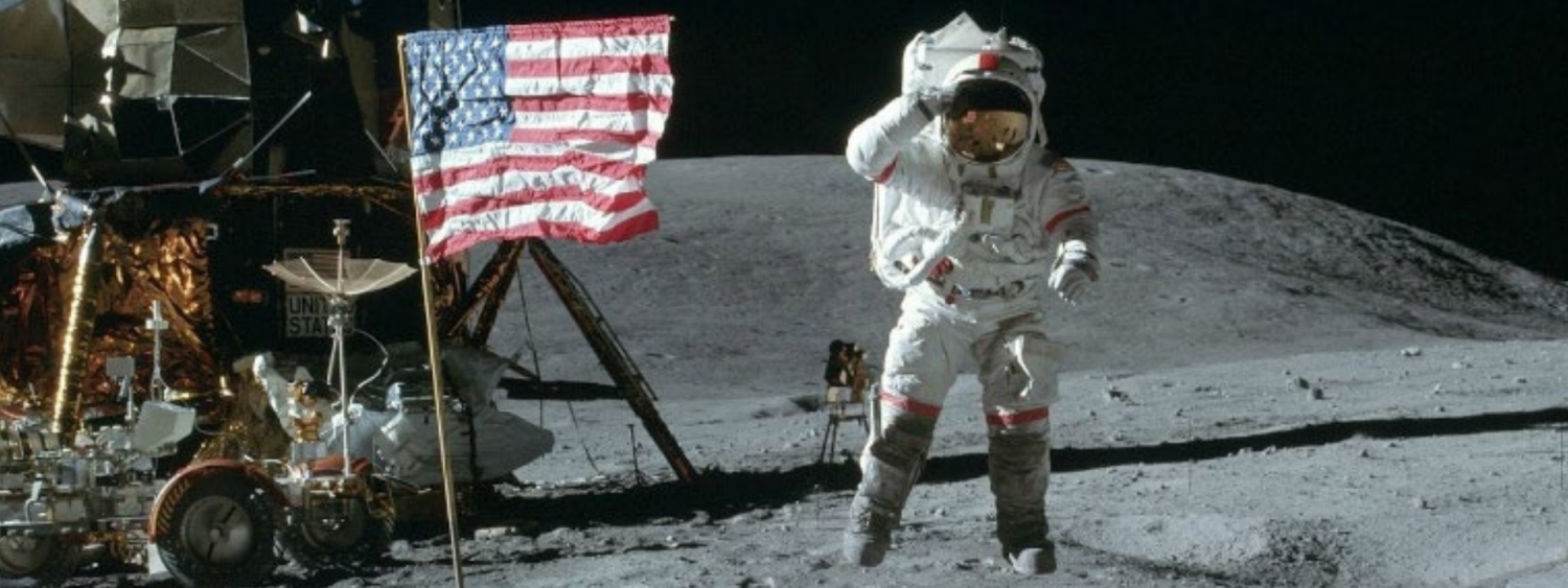 """""""ONCE WE WENT TO THE MOON"""", A SPECIAL SPACE POLICY & HISTORY LECTURE"""