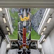 MAXIDUSTY 1 rocket