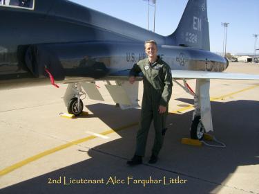 2ndLieutenant Alec Farquhar Littler