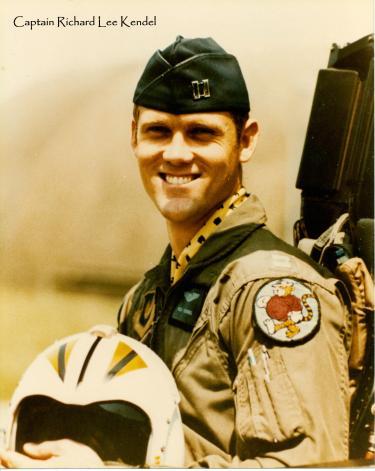 Capt Richard Lee Kendel