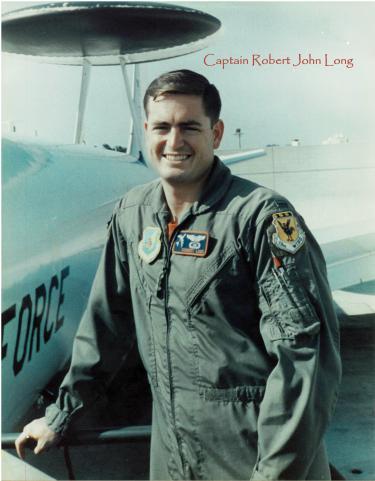 Captain Robert John Long