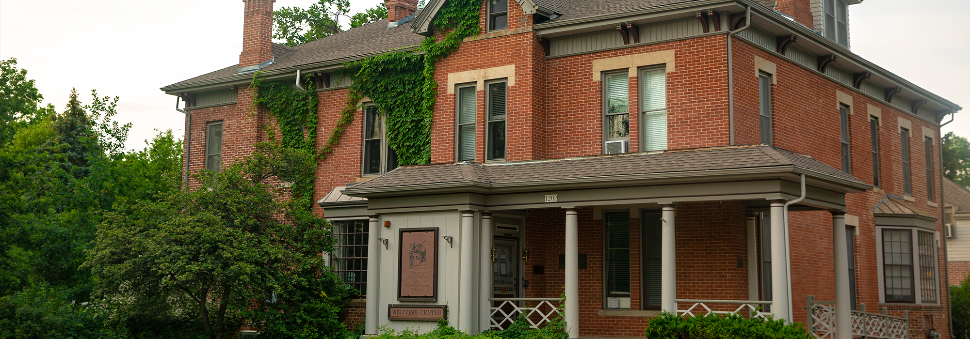 Visit Koenig Building on an Alumni campus trip