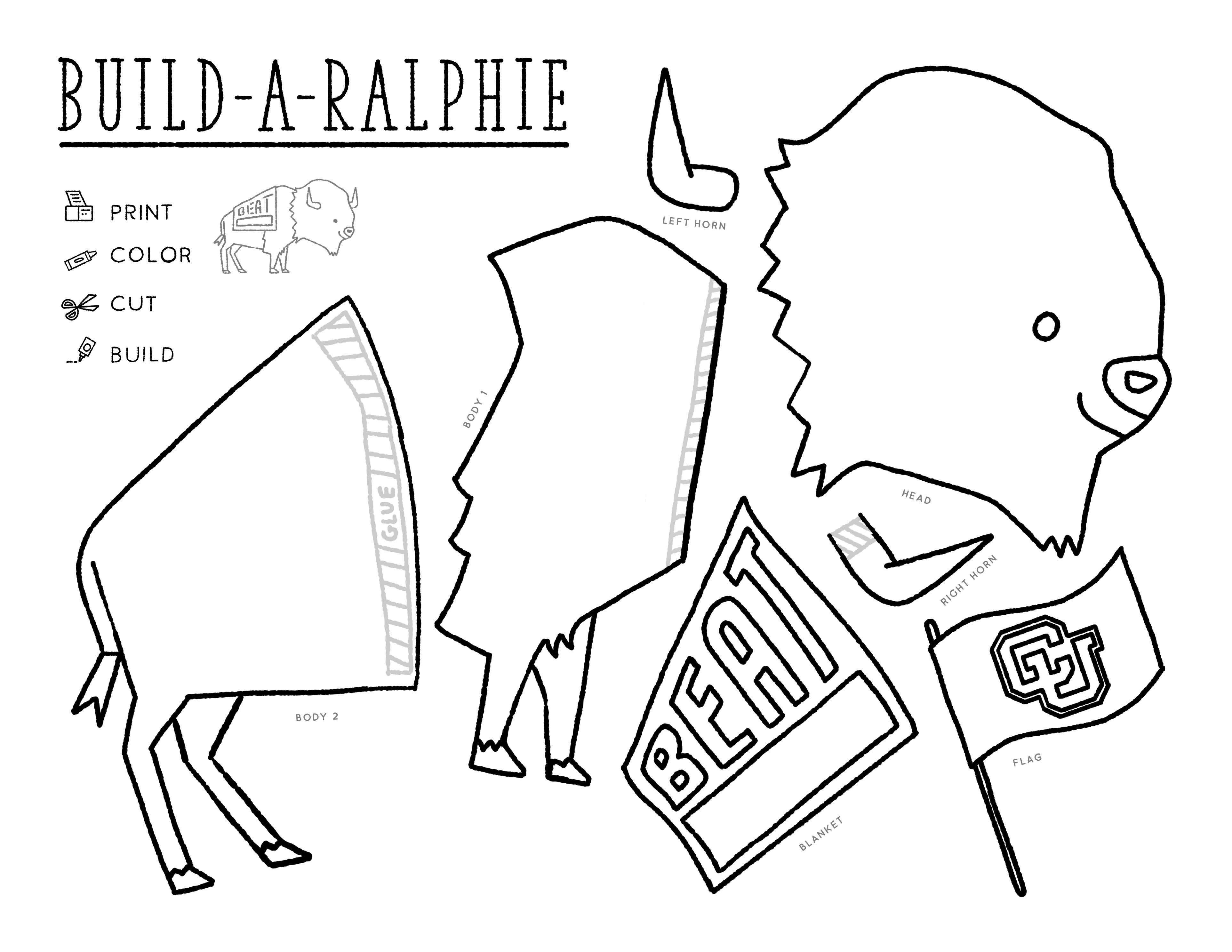 Ralphie craft