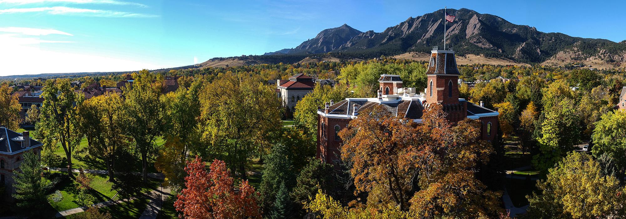 ForeverGold is a community of CU Boulder alumni