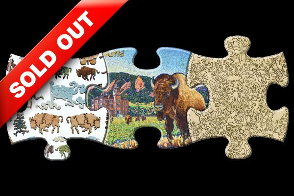 Forever Buffs Puzzle is Sold Out