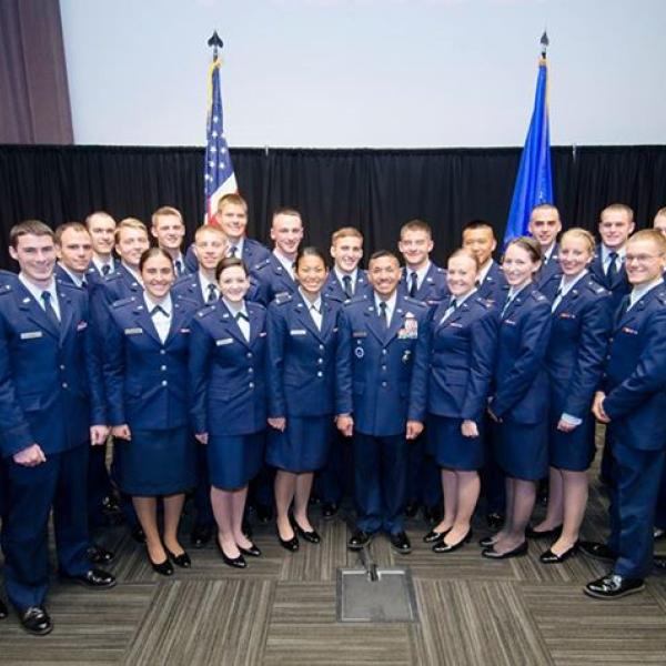 air force ROTC photo