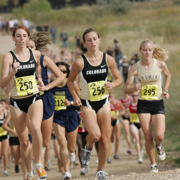 cu cross country team