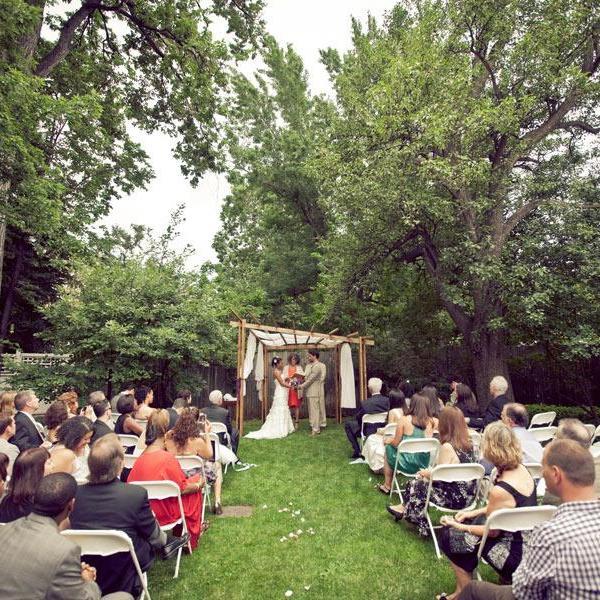 cu boulder alumni center: Koenig Wedding