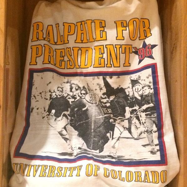 Ralphie exhibit