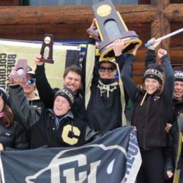 CU Ski Team WIns 20th National Championship