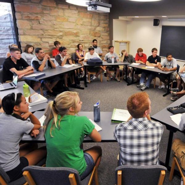 Senior Auditors attending a daytime course at CU Boulder