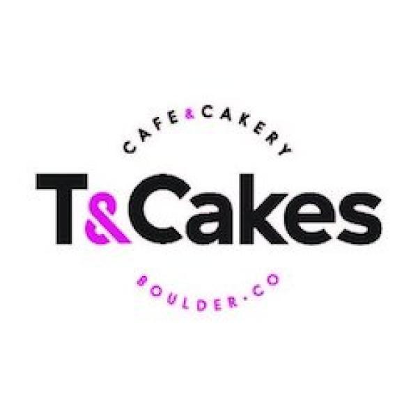 T & Cakes Logo