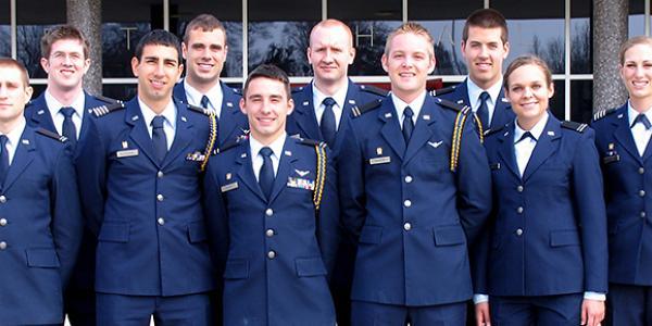 air force ROTC