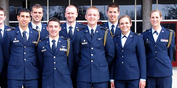 Air Force ROTC alumni
