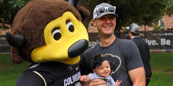 Ralphie S Corral University Of Colorado Boulder