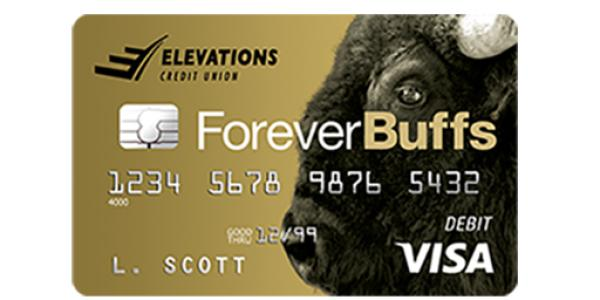 Visit Elevations Credit Union for great deals for Forever Buffs