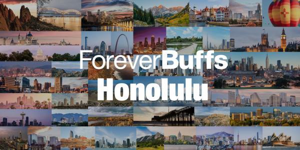 Forever Buffs Honolulu