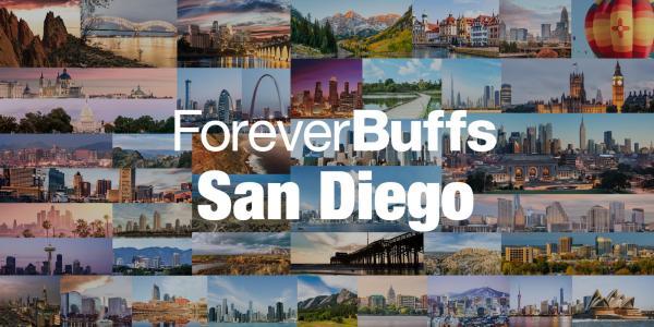 Forever Buffs San Diego