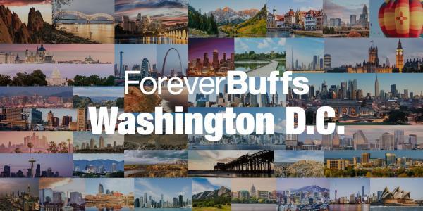 Forever Buffs Washington D.C.