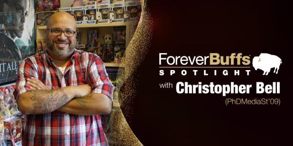 forever buffs spotlight, christopher bell