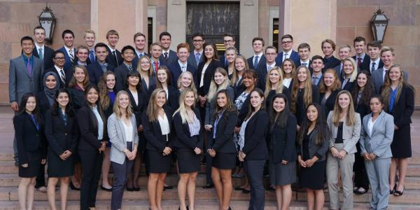 president's leadership class alumni