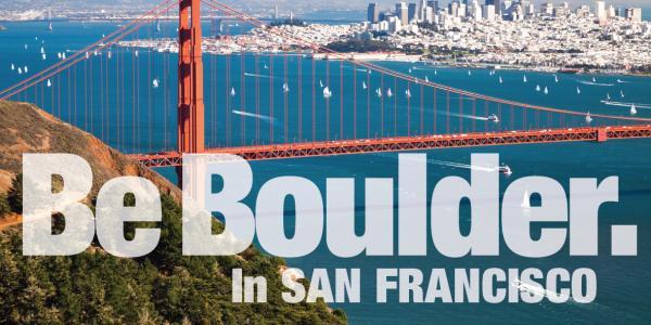 Be Boulder in San Francisco