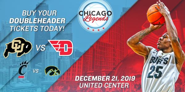 Buy your Chicago Legends tickets