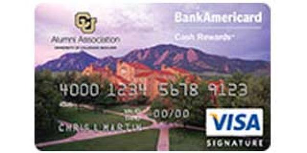 Alumni Visa Card