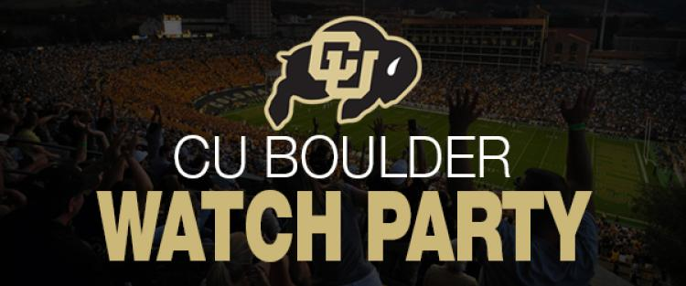 CU Boulder Watch Party