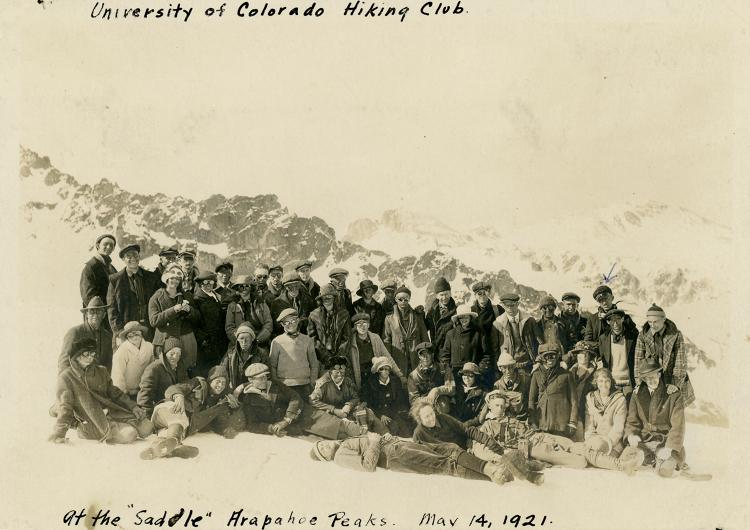 Arapahoe Peaks Saddle