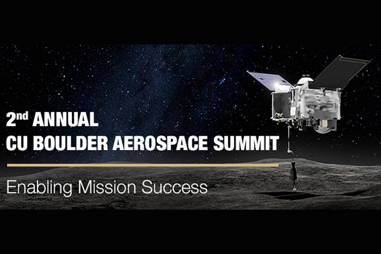 CU Boulder Aerospace Summit event