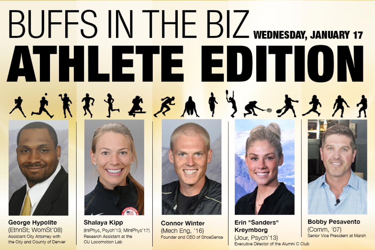 Join us for Buffs in the Biz Jan. 17!
