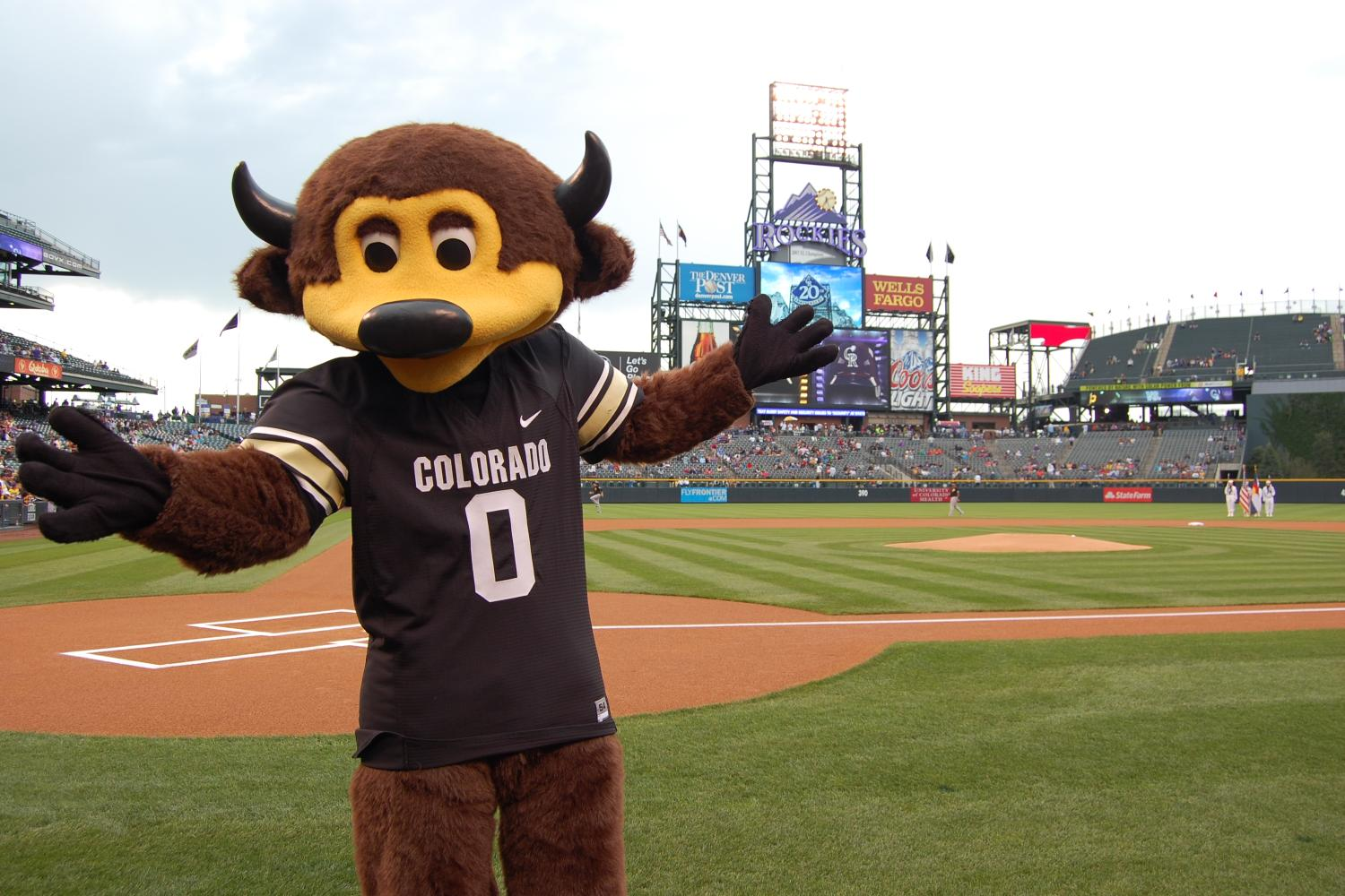 Join Chip at CU Night at the Rockies!